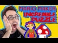 Download Mario Maker - Incredible Red Coin Duplication Puzzle by Jon   Powerupstention & Reincoination