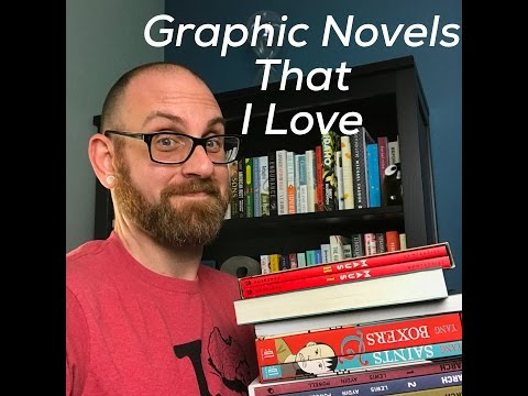 Graphic Novels : You should read these!