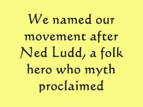 Horrible Histories: Luddites! Lyrics