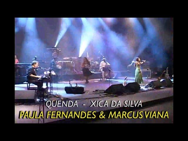 Quenda (Xica da Silva) - Marcus Viana, Paula Fernandes e Transfônica Orkestra