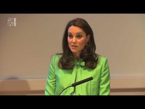 In full - Duchess of Cambridge discusses mental health among children - 5 News