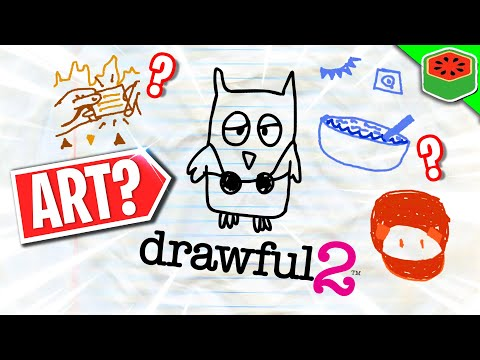 DRAWFUL but we are all abstract artists... |
