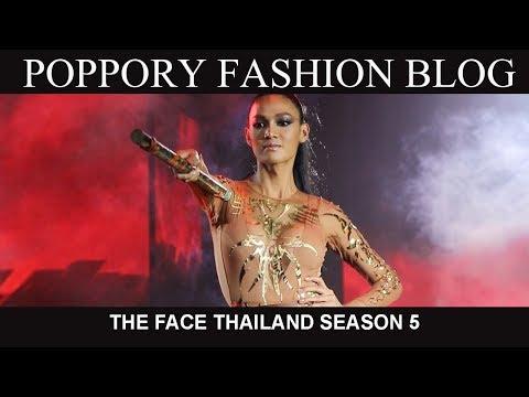 แคนดี้ ทีมมารีญา | Final Walk | THE FACE THAILAND 5 | VDO BY POPPORY