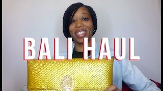 Bali Haul: Clothes & Accessories I Bought In Ubud, Bali | Theresa On The Town