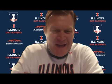 Brad Underwood previews NC A&T 2020