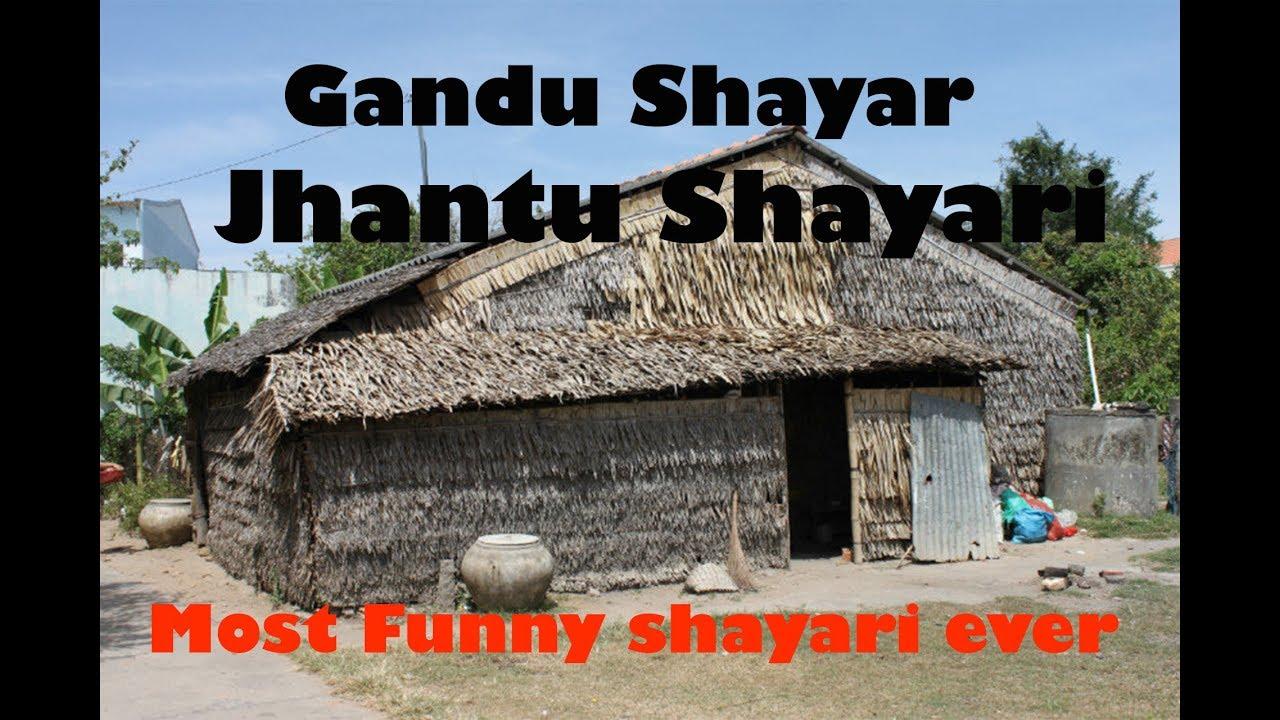 Download Jhantu Shayari Best Funny Shayari