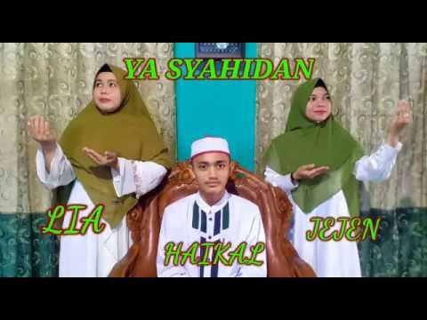 ya-syahidan---cover-by-haikal-habibie