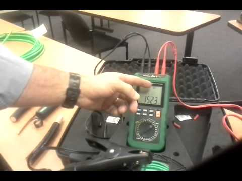 Greenlee CLM1000 Demonstration