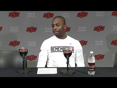 Cowboy Basketball vs Oklahoma Postgame (01.20.18)