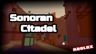 [Sonoran Citadel] This Map is Very UNDERRATED | ROBLOX FE2 Map Test