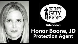 """""""female Close Protection Agents"""" With Honor """"kori"""" Boone, J.d."""