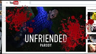 Unfriended | Parodia