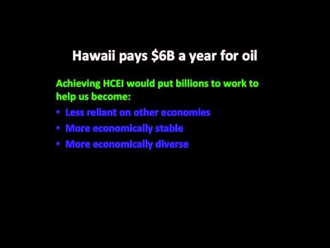 Energy Generation in Hawaii: The Hawaii Clean Energy Initiative