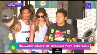 Analizando la conducta de Poly Ávila y la Miss Trujillo - Válgame Dios