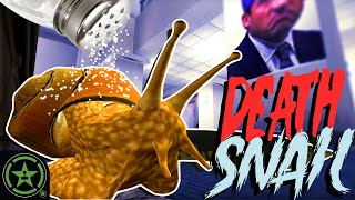 Death Snail UPDATE! - Gmod: Death Snail with AfroSenju XL