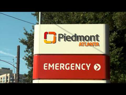 New Signage Unveiled at Piedmont Hospital