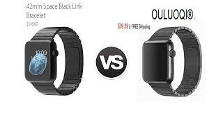 apple vs oluoqi apple watch link bracelet