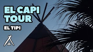 Dream Camping 360º | El Tipi