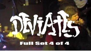 DEVIATES - (part 4) - Come With Me (Live)