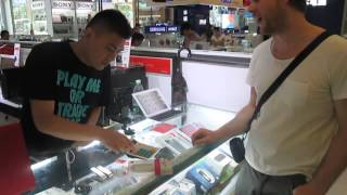 Electronics Shopping in Shanghai   Having Fun, Getting Scammed
