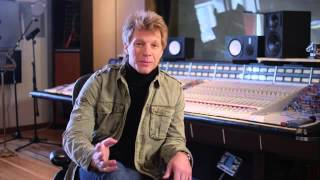 Jon Bon Jovi discusses