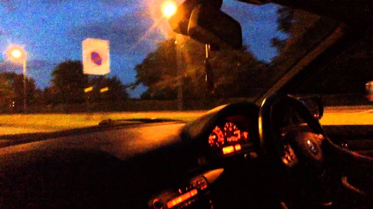 BMW 330i E46  060 MPH Acceleration  YouTube