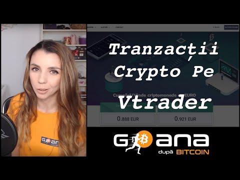 Cum Sa Vinzi Si Cum Sa Cumperi Bitcoin Folosind VTrader.io?