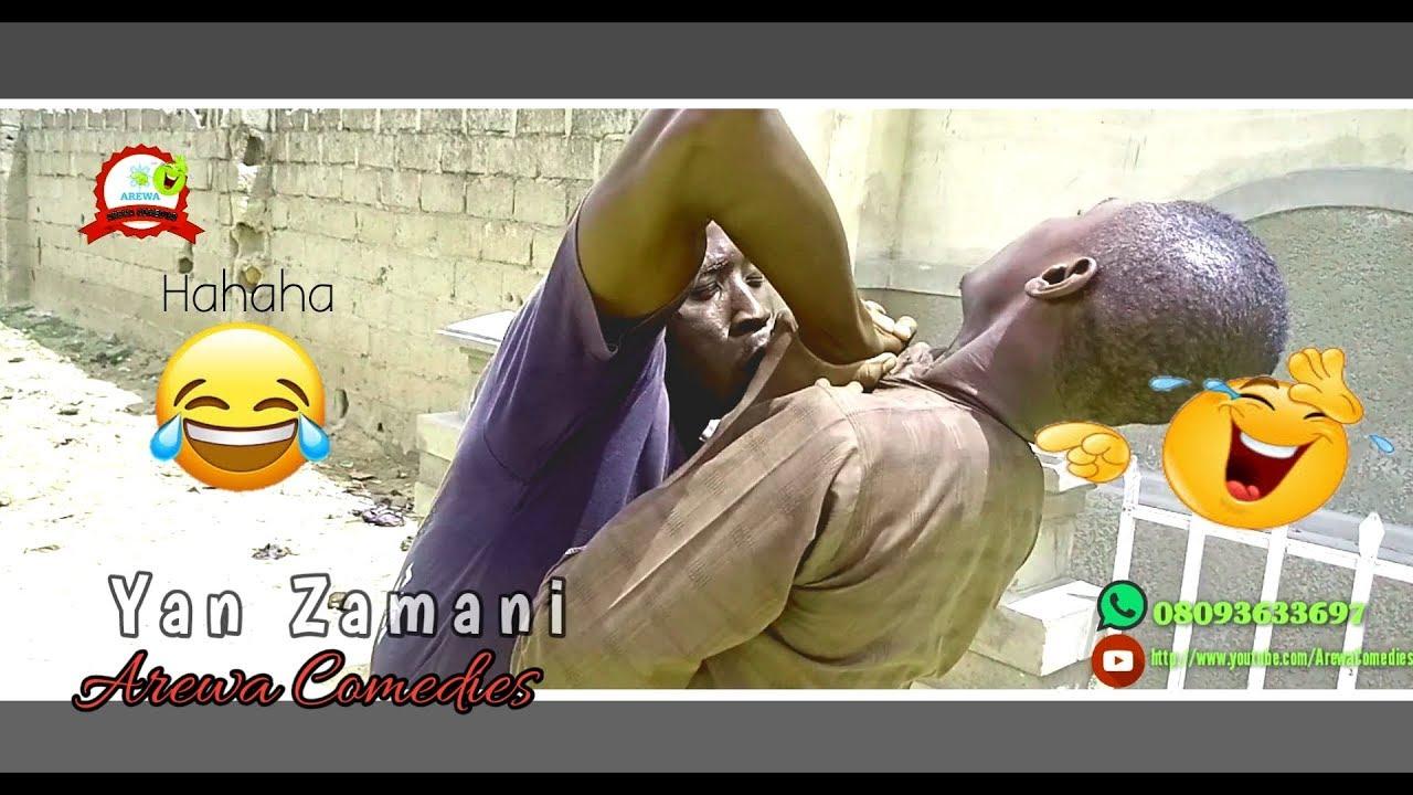 Download Kalli Azzalimin Kurma Yan Zamani Hausa comedy