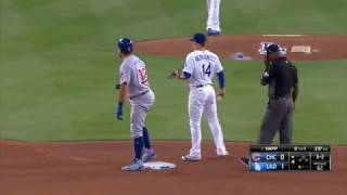 Chicago Cubs vs Los Angeles Dodgers Full Highlights Game - 6/26/18