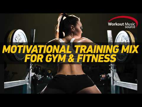 Workout Music Source  Motivational Training Mix For Gym & Fitness 132140 BPM