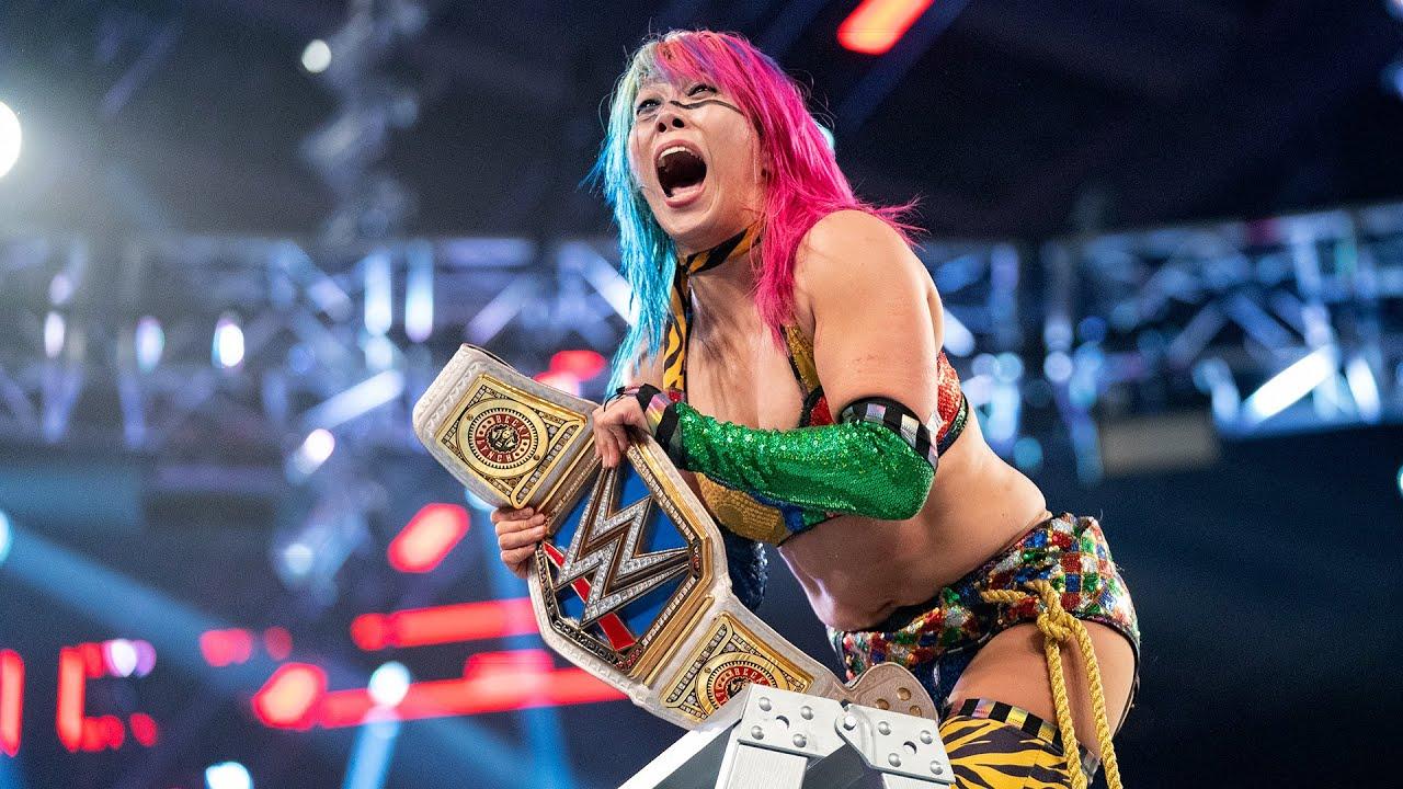 Asuka's momentous victories: WWE Playlist