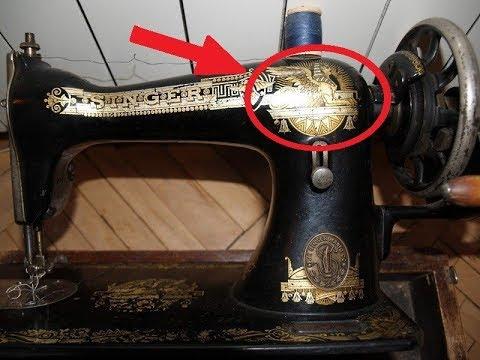 Вот почему старые швейные машинки представляют такую ценность для антикваров