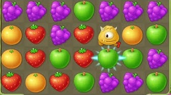 Different link style, lovely fruits, interesting games play4kid
