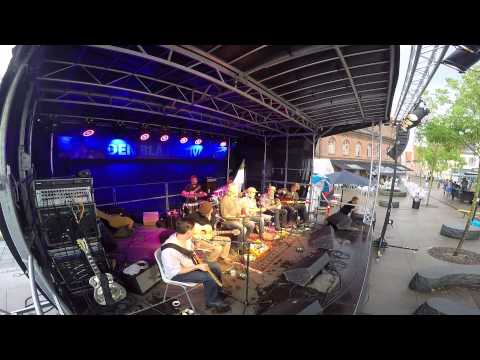 Rune Myhren - Diving Duck - Scandinavian Roots Revue