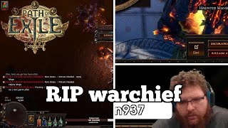 RIP warchief | Daily Path of Exile Highlights