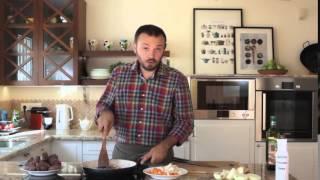 Как приготовить мясо по французски  говядину по крестьянски  мясо в пиве  блюда из говядины