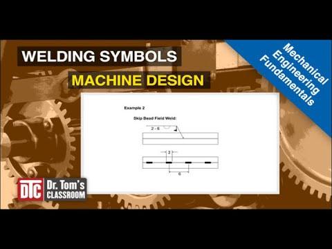 SAMPLE LESSON - DTC Mechanical PE Exam Review: Machine Design & Materials - Welding Symbols