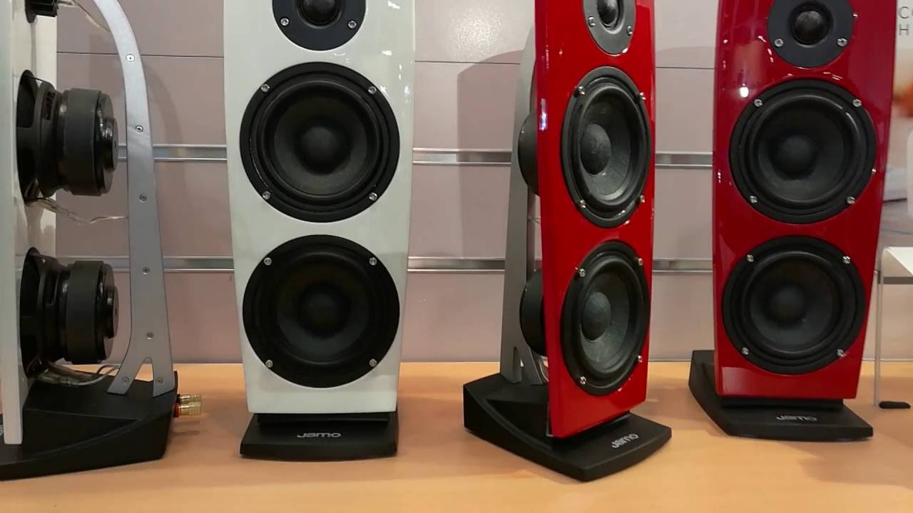 Jamo Ds7 Desktop Open Speakers Youtube