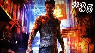 Sleeping Dogs - Gameplay Walkthrough - Part 35 - MEET THE NEW BOSS (Video Game)