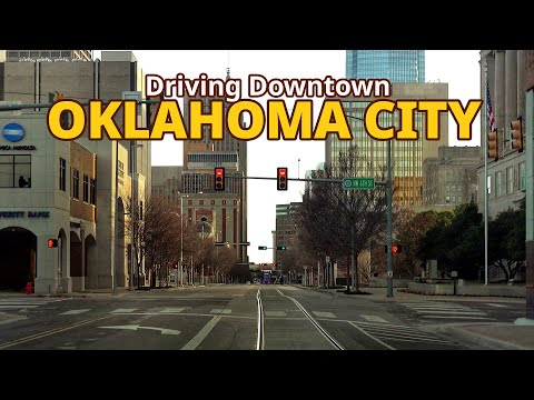 Oklahoma City 4K