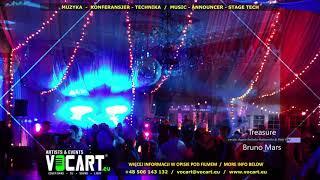 VOCART Demo Mix 2 100% Live - fragmenty 10 utworów z koncertu - mega Zespół Na Imprezę Wesele Event