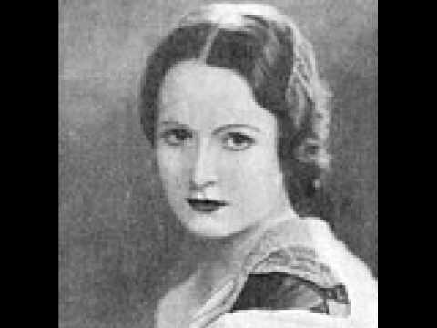 Eileen Joyce (1908-1991) plays Faure Impromptu op.31 Rec.1940s