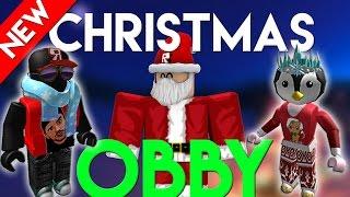 ROBLOX: CHRISTMAS OBBY!