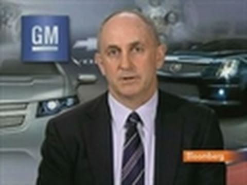 Liddell Says GM Can Maintain Profitability Momentum