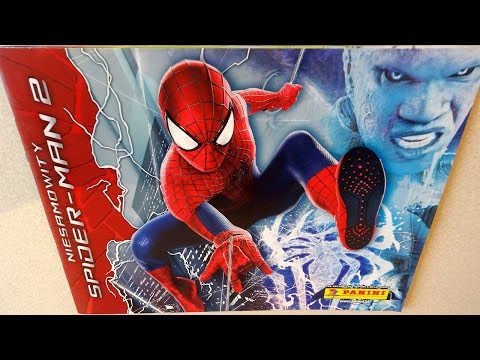 Ultimate Spider Man Sticker Album Amp Sticker Packs Toy R