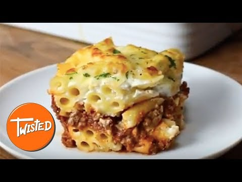 Cheesy Penne Lasagna | Twisted