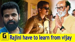 Director Ameer comment on rajini about 'vijay' tuticorin visit | vijay | ameer | rajini