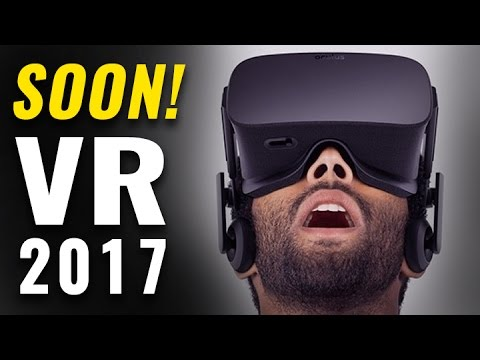 Top 10 Upcoming VR Games of 2017  |  Virtual reality games coming soon