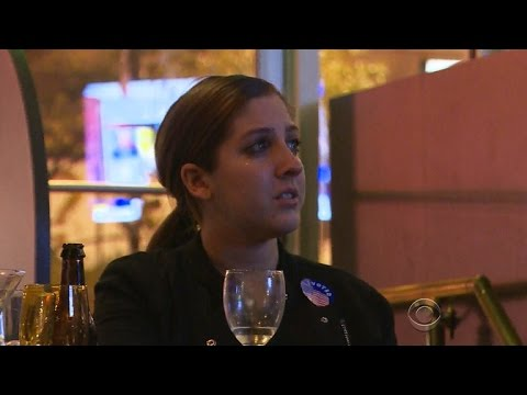 Clinton's Pennsylvania supporters in disbelief