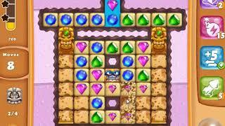 Diamond Digger Saga Level 1378 - NO BOOSTERS | SKILLGAMING ✔️